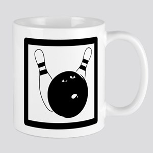 Bowling Icon Mug