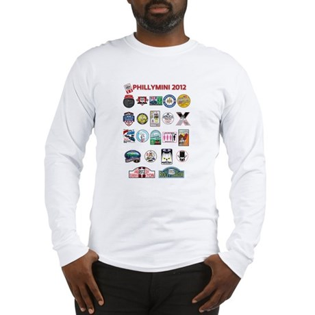 2012 Rally Logo Collection Long Sleeve T-Shirt