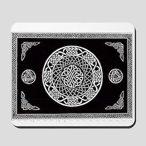 Celtic Circles Mousepad