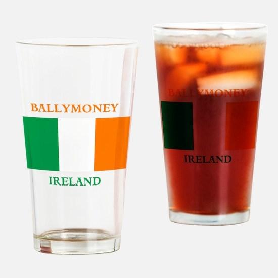 Ballymoney Ireland Drinking Glass