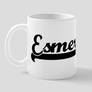 Black jersey: Esmeralda Mug