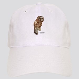 Northern Saw-Whet Owl Cap