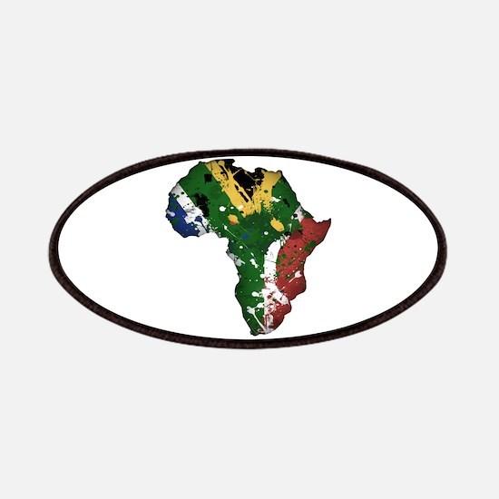 Afrika Graffiti Patches