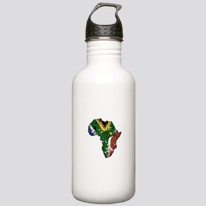 Afrika Graffiti Stainless Water Bottle 1.0L