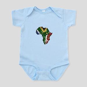 Afrika Graffiti Infant Bodysuit