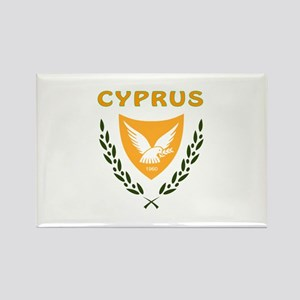 Cyprus Coat of arms Rectangle Magnet
