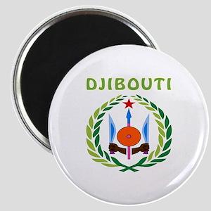 Djibouti Coat of arms Magnet