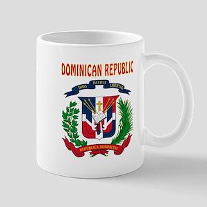 Dominican Republic Coat of arms Mug
