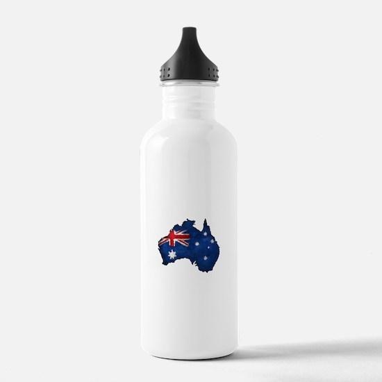 Aussie pride Water Bottle