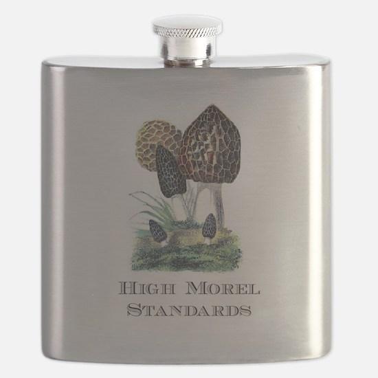 High Morel Standards Flask