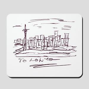 Toronto Mousepad