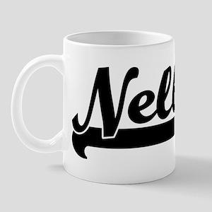 Black jersey: Nelly Mug