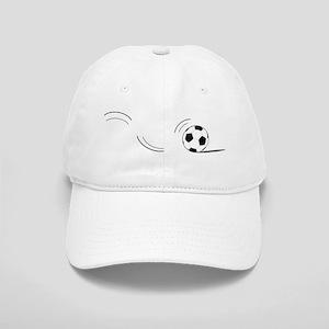 Bouncing Soccer Ball Cap