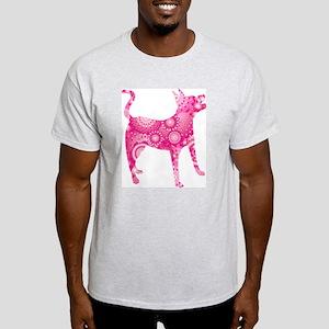 Mountain Feist Ash Grey T-Shirt