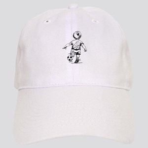 Little Soccer Player Cap