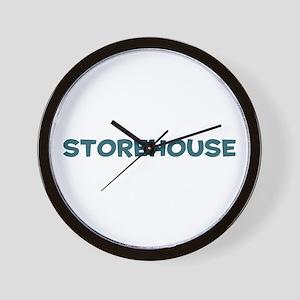 Storehouse Wall Clock