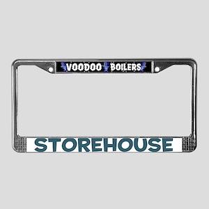 Storehouse License Plate Frame