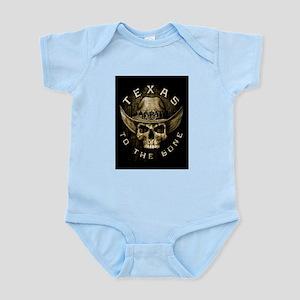Texas to the bone Infant Bodysuit
