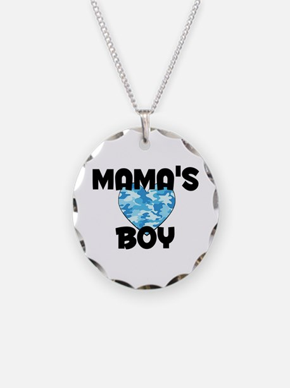 Mamas Boy Necklace