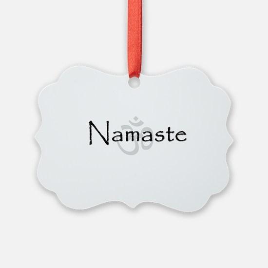 Namaste Ornament