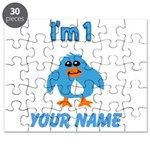 Im 1 Blue Penguin 2 Puzzle
