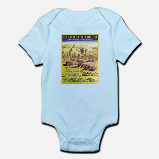 Petrified Forest Body Suit