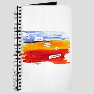 Human Race Is A Rainbow Journal