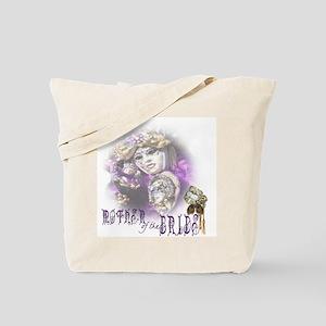Venezia Purple Mother of the Bride Tote Bag