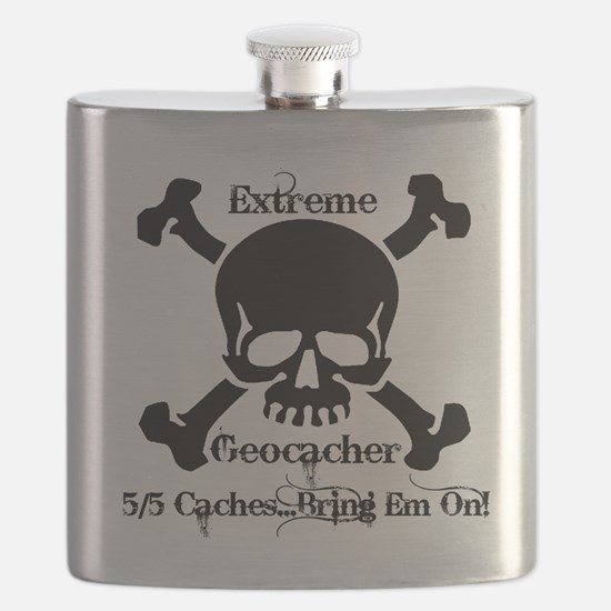 5/5 caches...bring em on! Flask