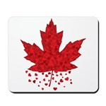 Red Maple Mousepad