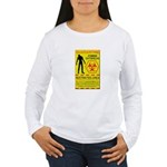Zombie Outbreak Women's Long Sleeve T-Shirt