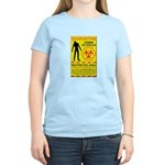 Zombie Outbreak Women's Light T-Shirt