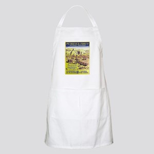 Petrified Forest Light Apron