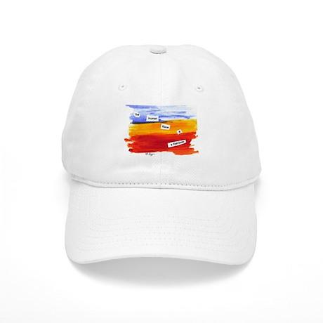 Human Race Is A Rainbow Cap