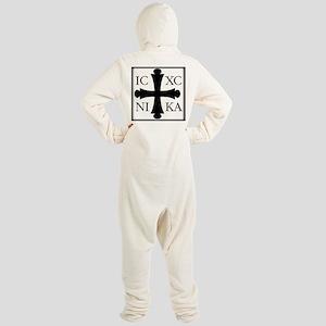 ICXC NIKA Footed Pajamas