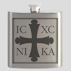 ICXC NIKA Flask