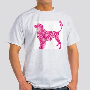 Portuguese Water Dog Ash Grey T-Shirt