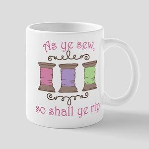 As Ye Sew Mug