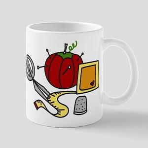 Sewing Supplies Mug
