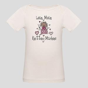 Knitting Machine Organic Baby T-Shirt