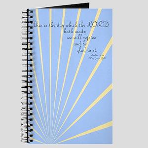 Psalms 118 24 Bible Verse Journal