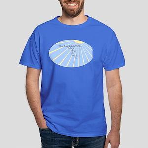Psalms 118 24 Bible Verse Dark T-Shirt