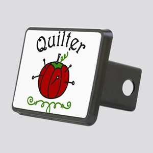 Quilter Rectangular Hitch Cover