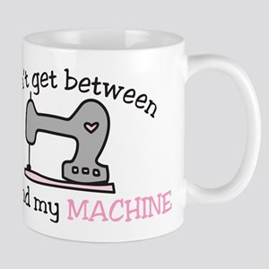 Don't Get Between Mug
