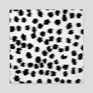Dalmatian Pattern. Queen Duvet