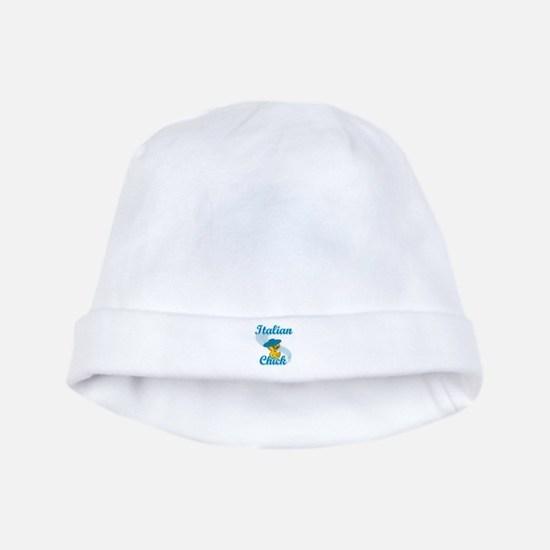 Italian Chick #3 baby hat