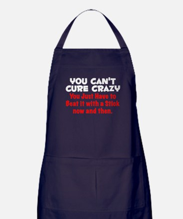 Crazy Apron (dark)