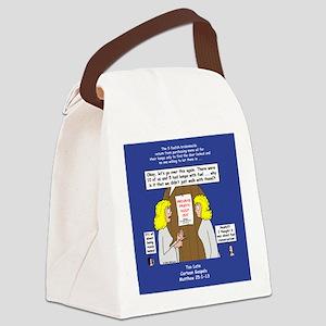 Bridesmaids Canvas Lunch Bag