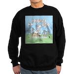 Don't Call me Rabbit Sweatshirt (dark)