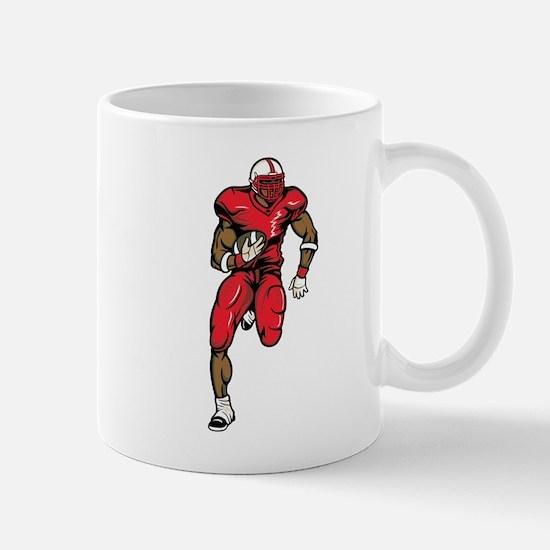 Football Running Back Mug